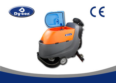 Dycon ISSA member Manufacturer Floor Cleaner , Floor Scrubber Dryer Machine With Two Floor Scrubber