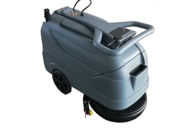 Flexible Cement Floor Scrubber / Mobile Electric Floor Cleaning Machines